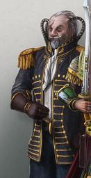 Lord Admiral Bastille VII