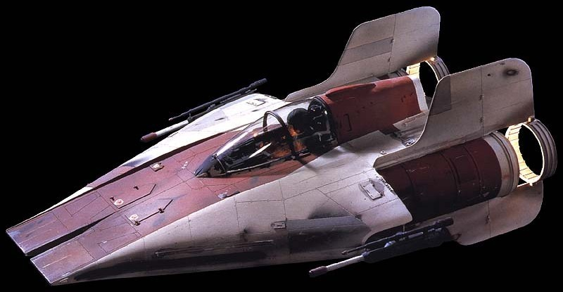 RZ-1 A-Wing Interceptor