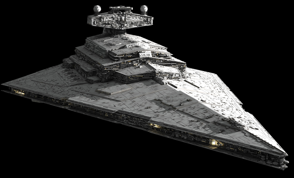 Imperial Class Star Destroyer