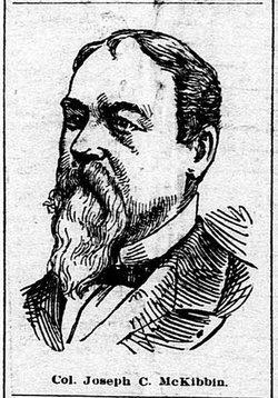 Joseph C McKibbin