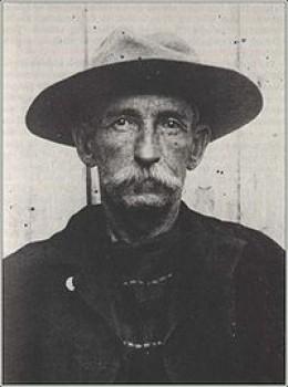 """Erza Allen """"Bill"""" Miner"""