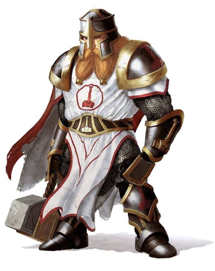 Thorin Battlehammer (aka Hammer)