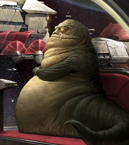 Sinasu the Hutt