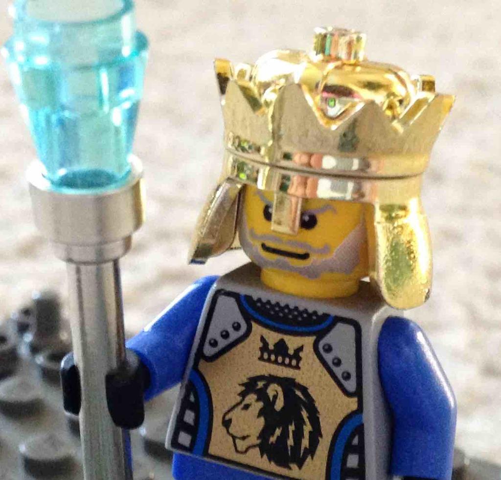 King Garret