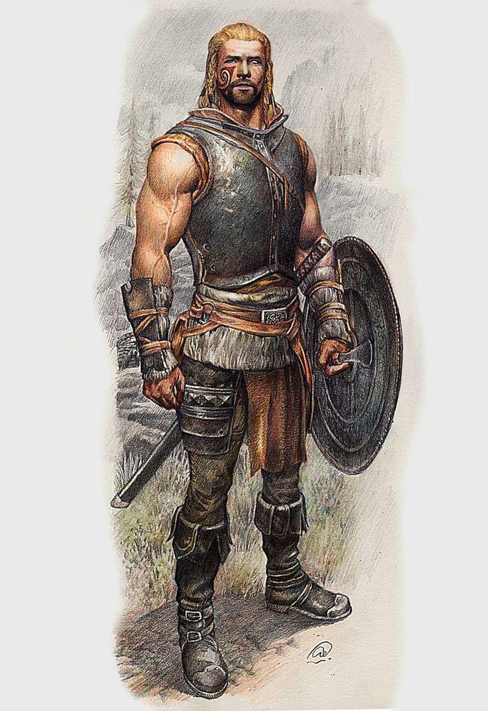 Captain Pardron Borgellis
