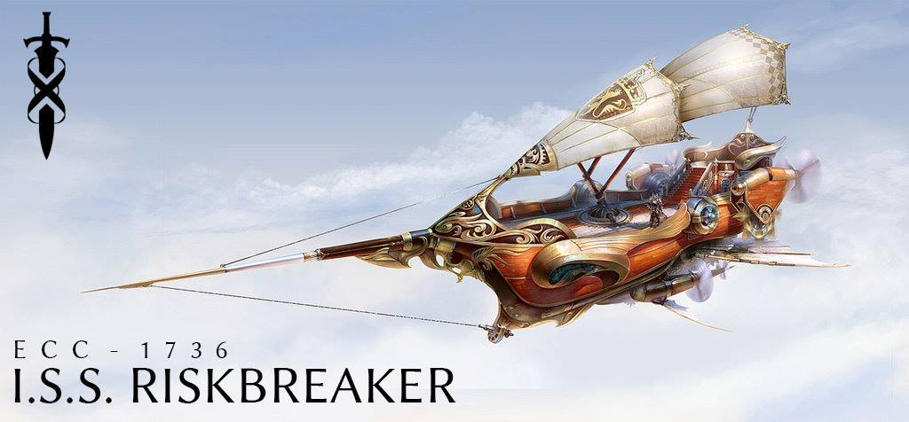 ECC-1736 'Riskbreaker'