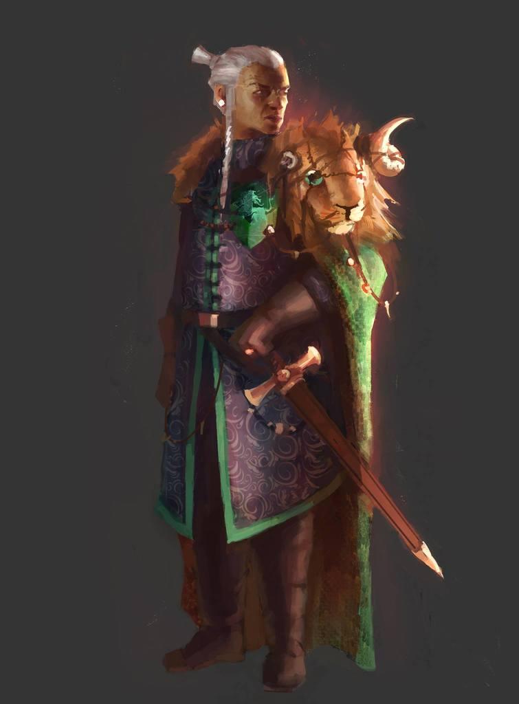 Lord Eorlanas Caragore