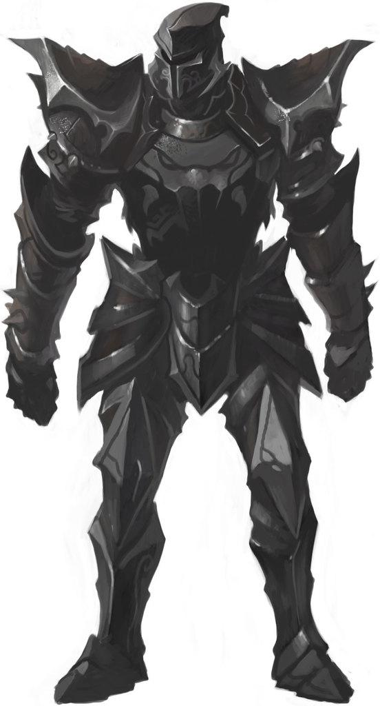 Dastardly Plate Armor