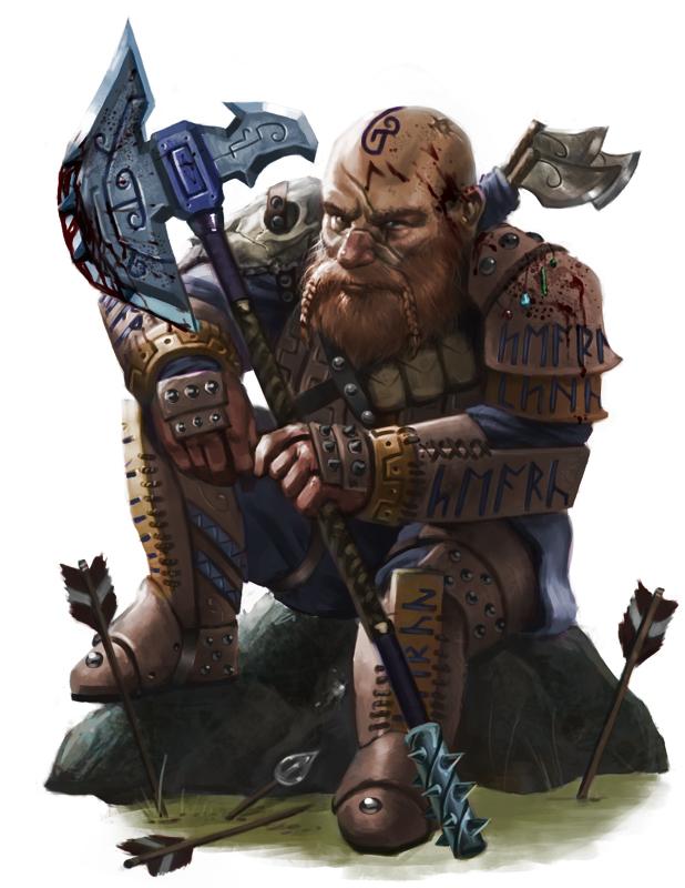Harkyn Doomhammer