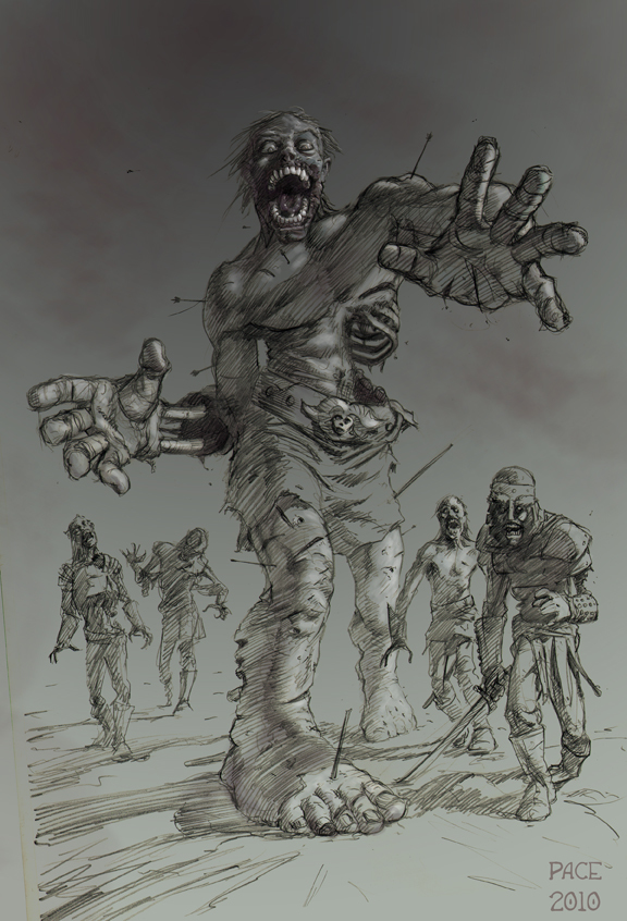 Zombie Hill Giant