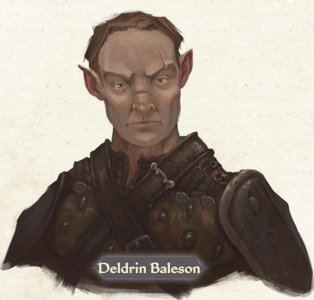Deldrin Baleson