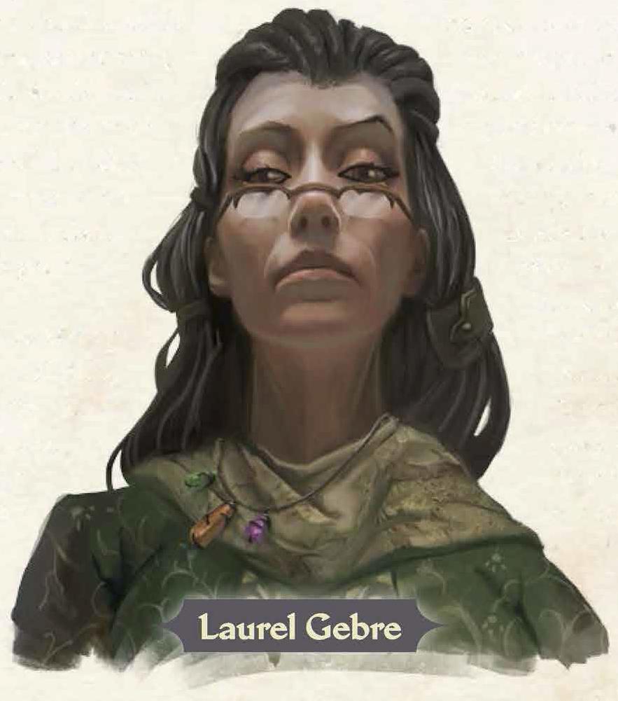 Lauriel Gebre