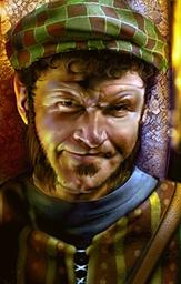 Cyricus Leafwalker