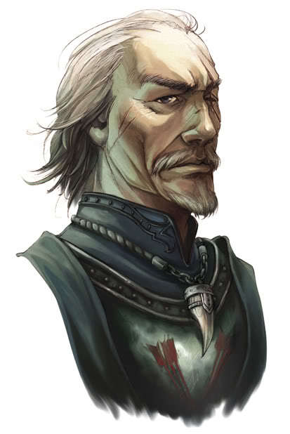 Lord Valdur Bromathan IV