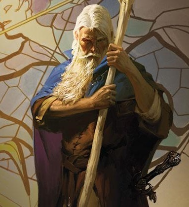 Elminster †, Green Lord of Waterdeep