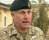 Major-General David Carter