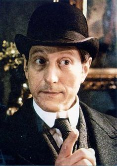 Inspector G. Lestrade