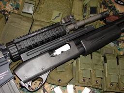 M-16 with Masterkey