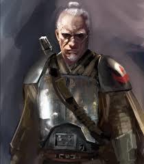 Sergeant Kelb Grayson