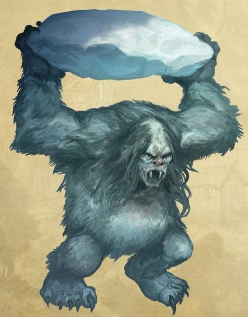 Snow Troll