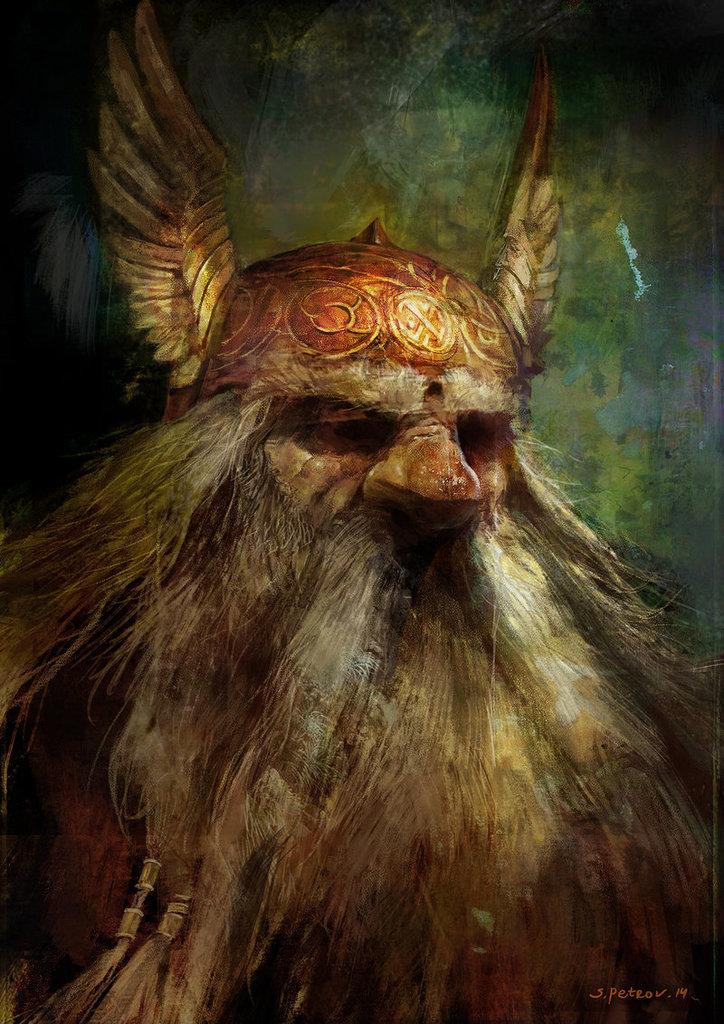 King Boren waraxe
