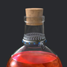 Vial of Red Liquid