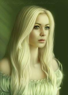 Princess Magdalen Golden