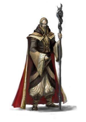 Master Conjurer Walther