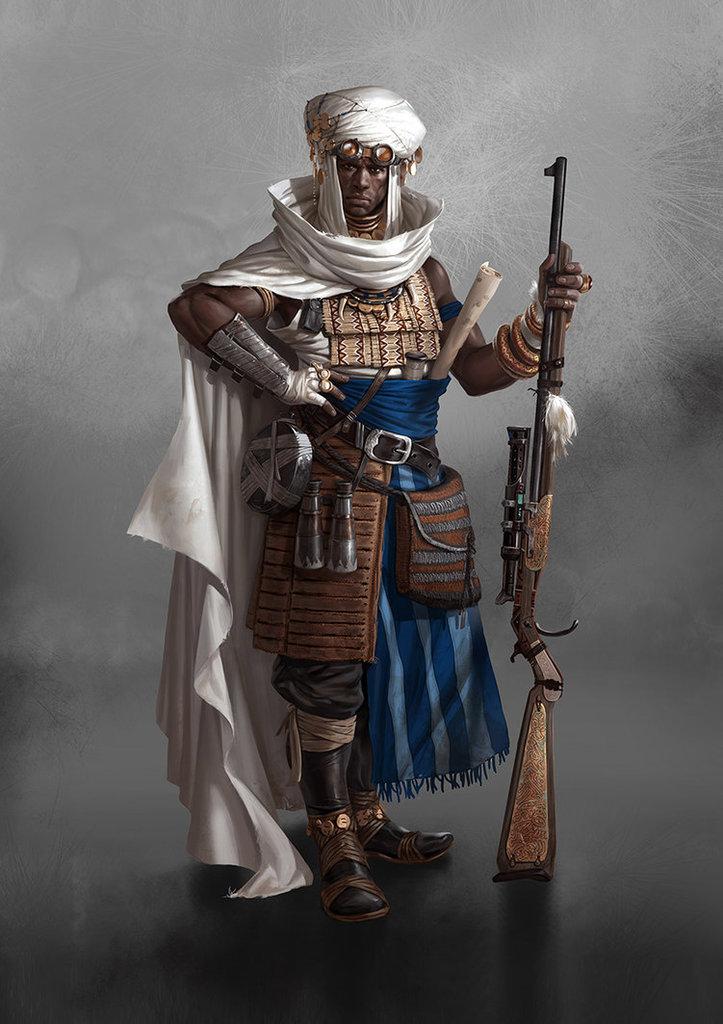 [Hredrin] Saladin Hredrin