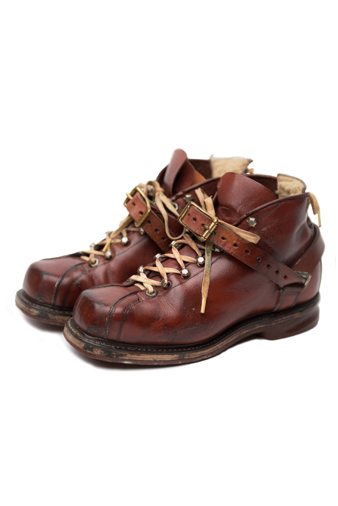 Montblanc Mountaineering Boots