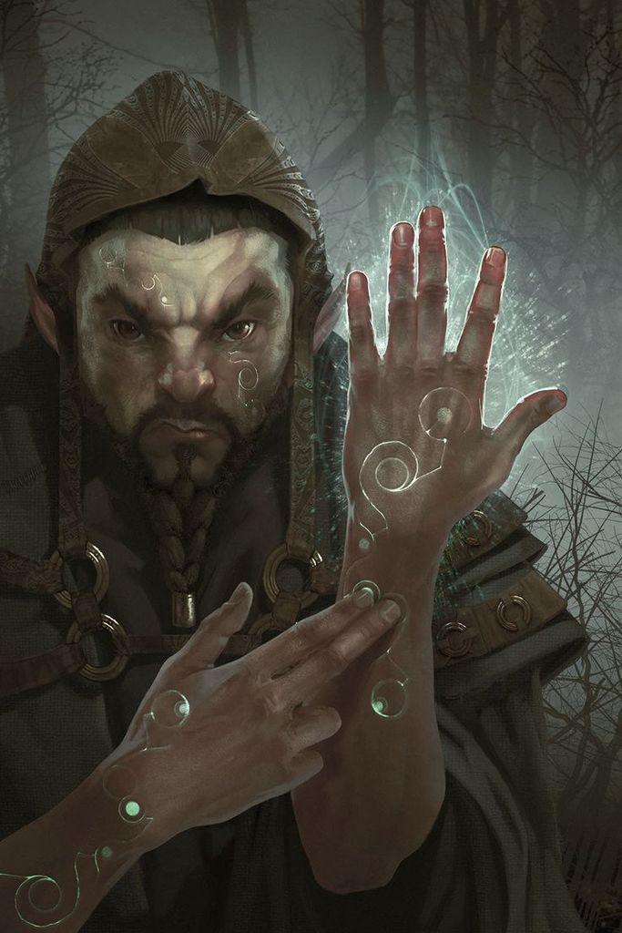 Jarl, Warlock of Rahu