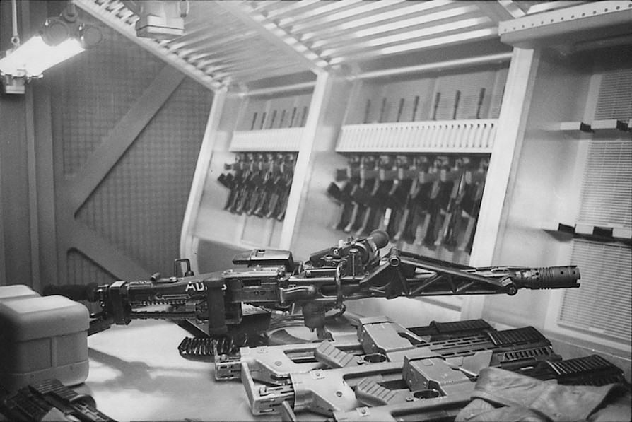 Armoury of the Peace