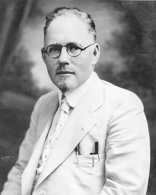 Dr. Eugene Erasmus Keck