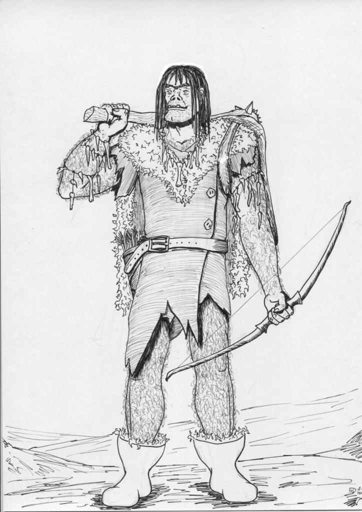 Ghurak vom Weißbär-Clan