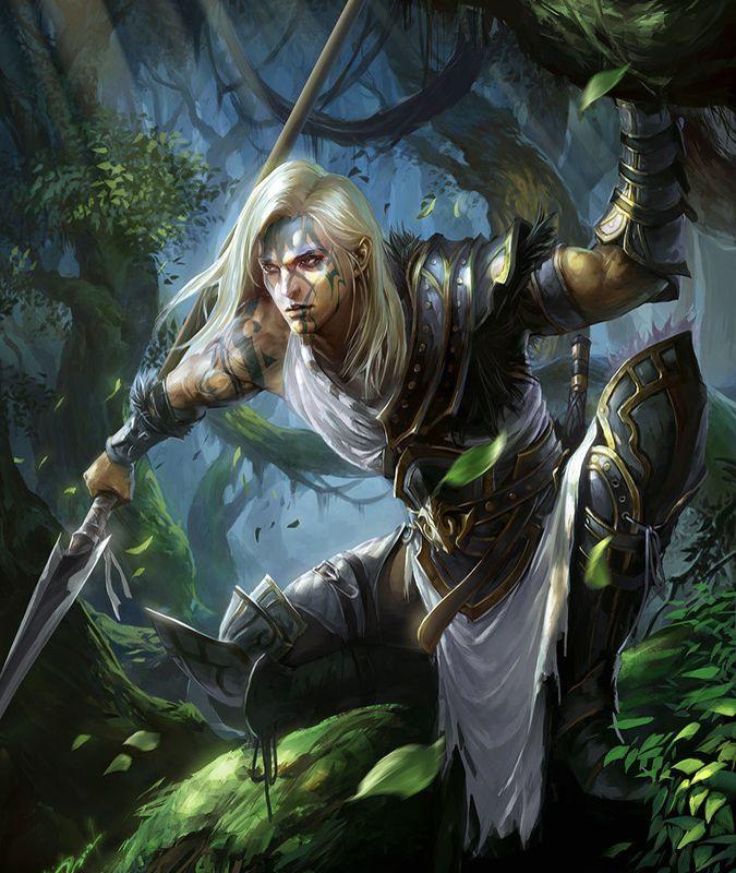 Laerdir of Runewood