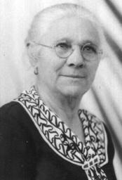 """Mae Whitlock """"Nan"""""""