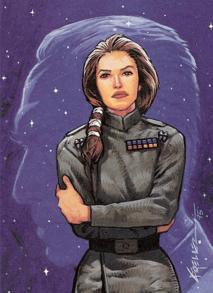 Vice Admiral Lelith Hesprix