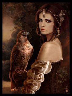 Lady de Wellin