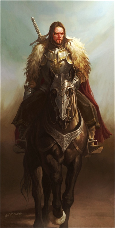 Amon Brightblade