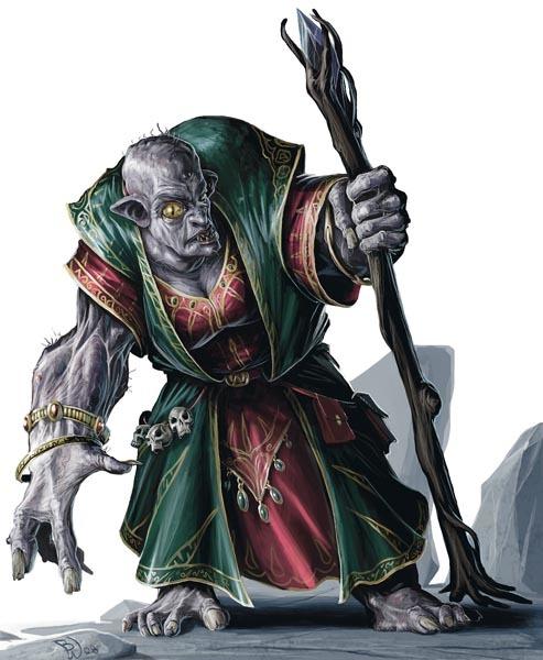 Glassidia la sorcière fomorienne