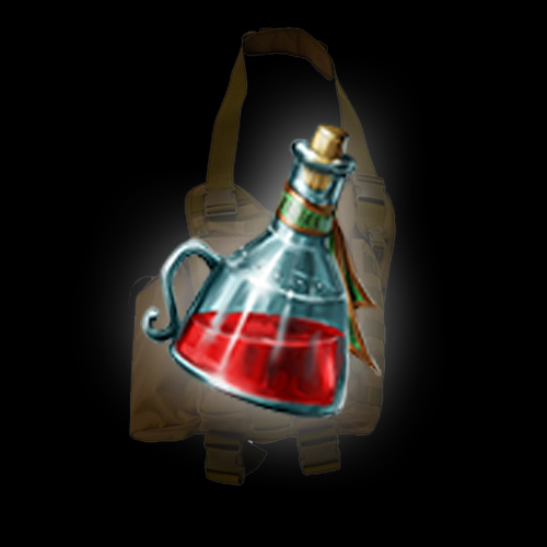 Health Potion (medium)