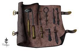 Masterwork Thieve's tools