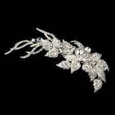 Noblewoman's Silver Hair Clips