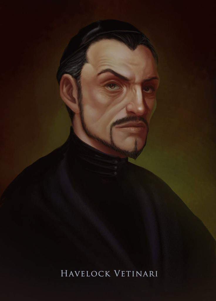 Lord Havelock Vetinari