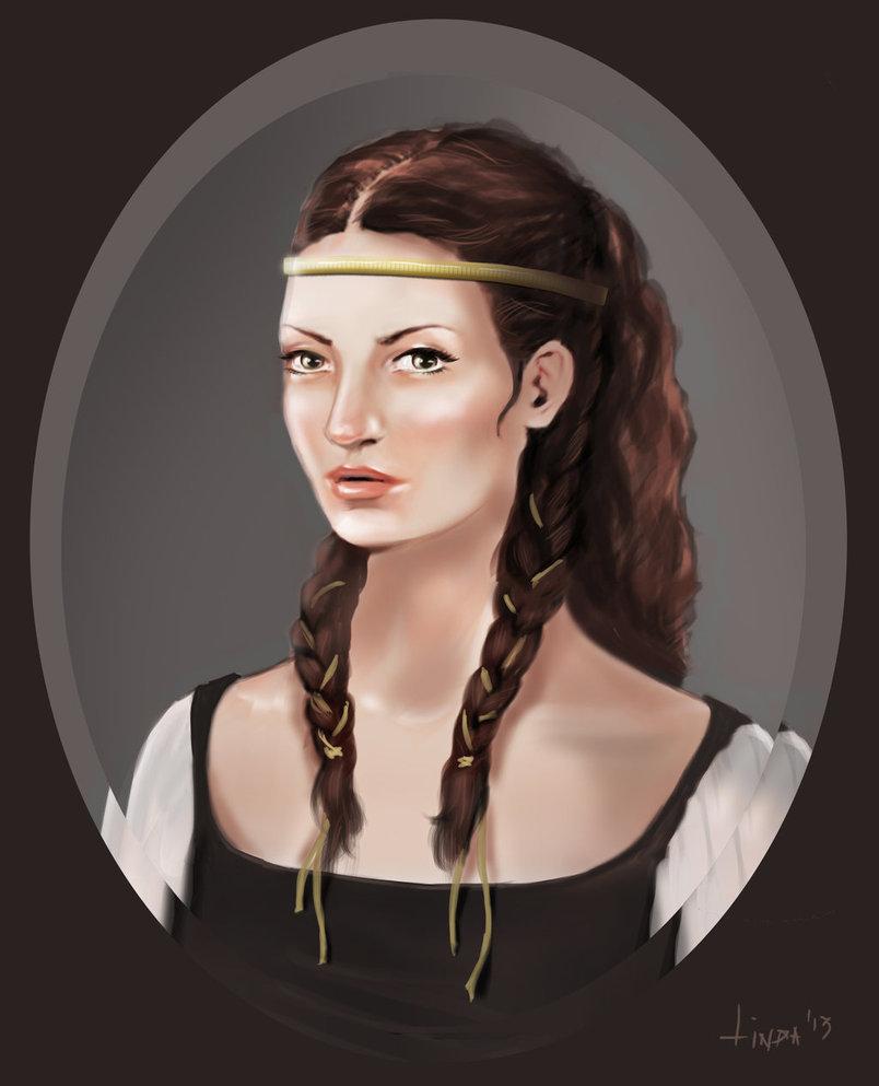 Lady Alianna Barnell