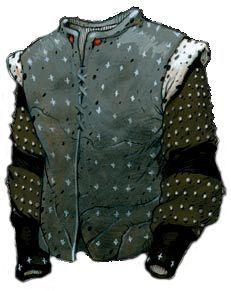 Masterwork Studded Leather Armor