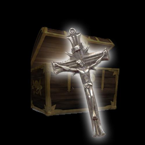 Amulet: Crucifix