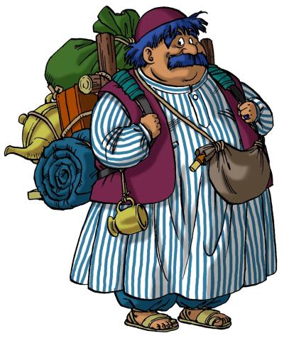 Mr. Gimble