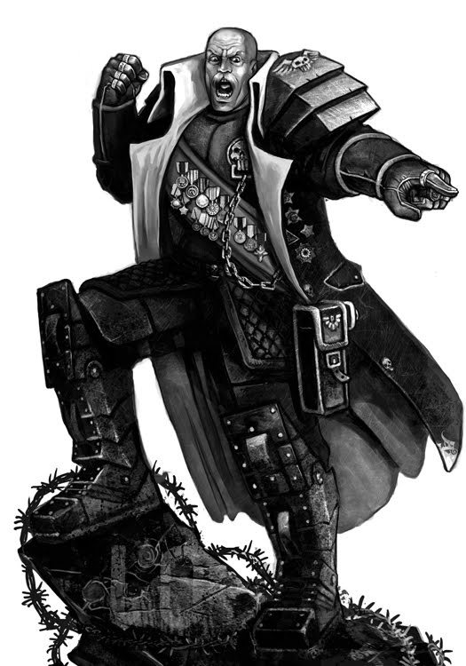 Enforcer General Xiabius Khan