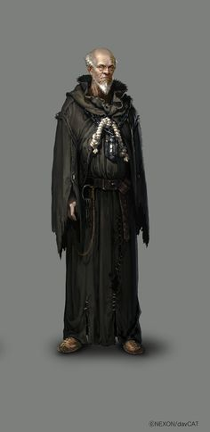 Father Mordecai
